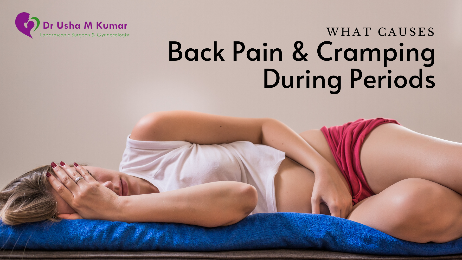 Best Gynaecologist in Delhi - Period Back Pain and Cramping