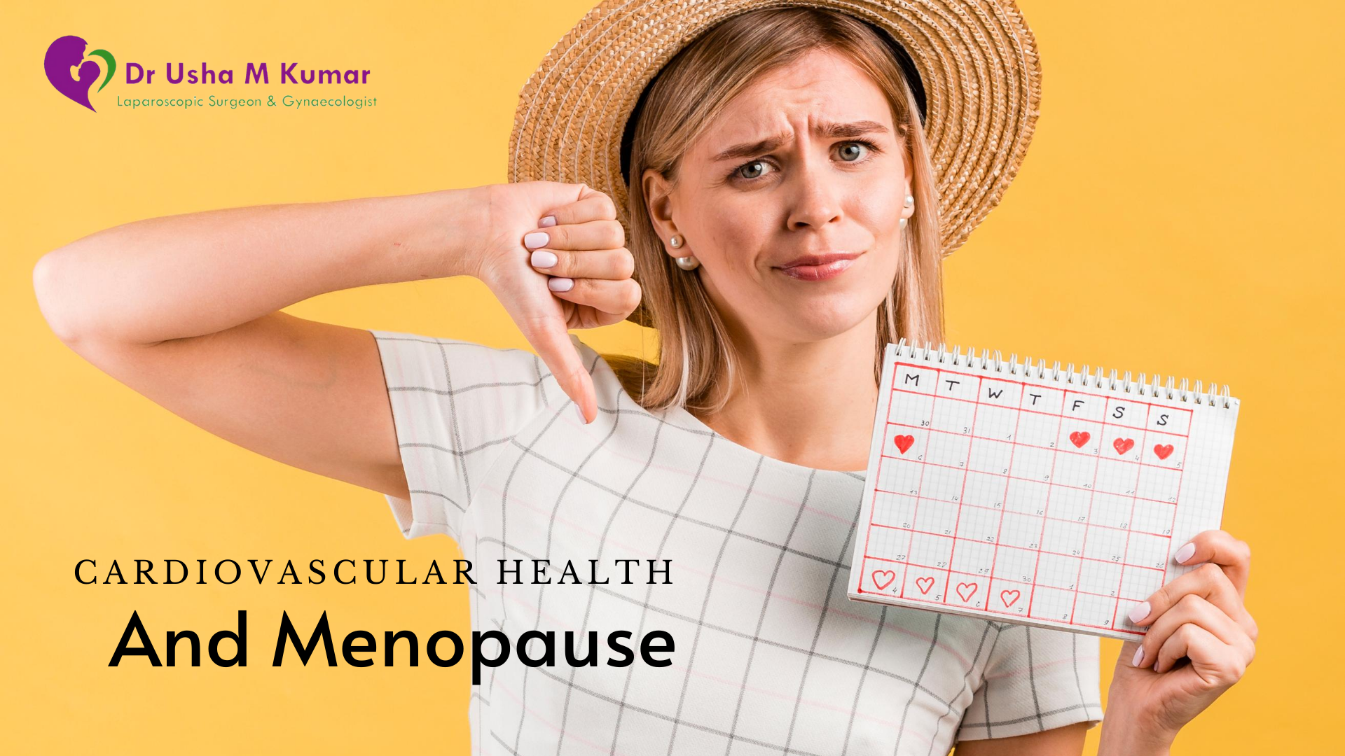 Heart Health and Menopause.